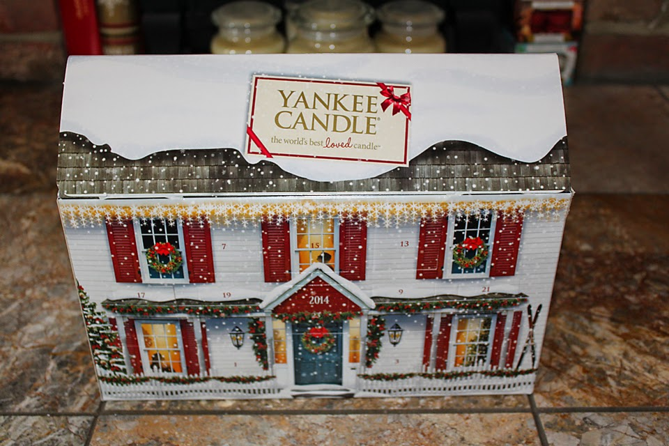 Nilla Forever Yankee Candle 2014 3d Advent Calendar House