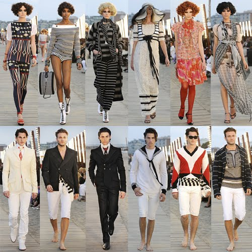 fashion world chanel clothes