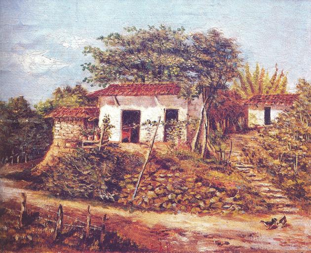 Camino Villa San Antonio