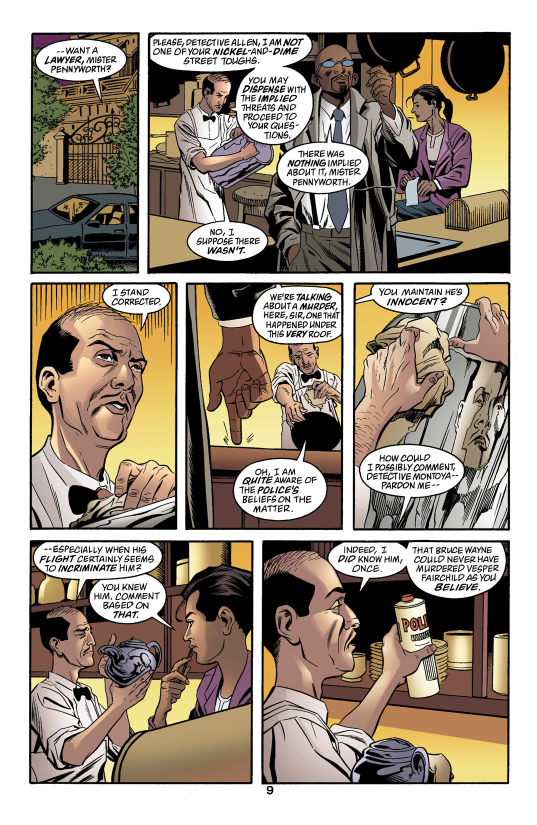 Detective Comics (1937) Issue #769 Page 10