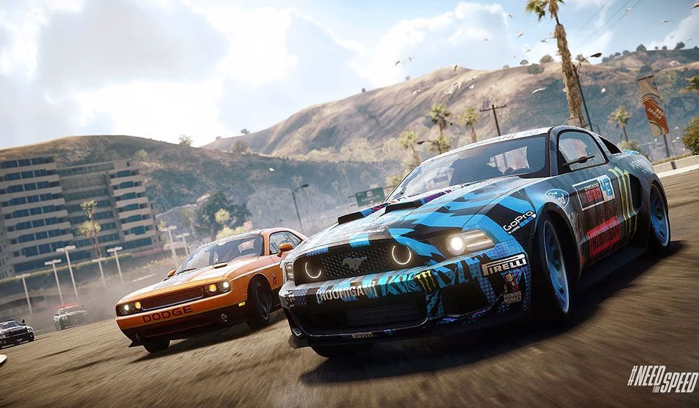Need For Speed Rivals HD Resimleri