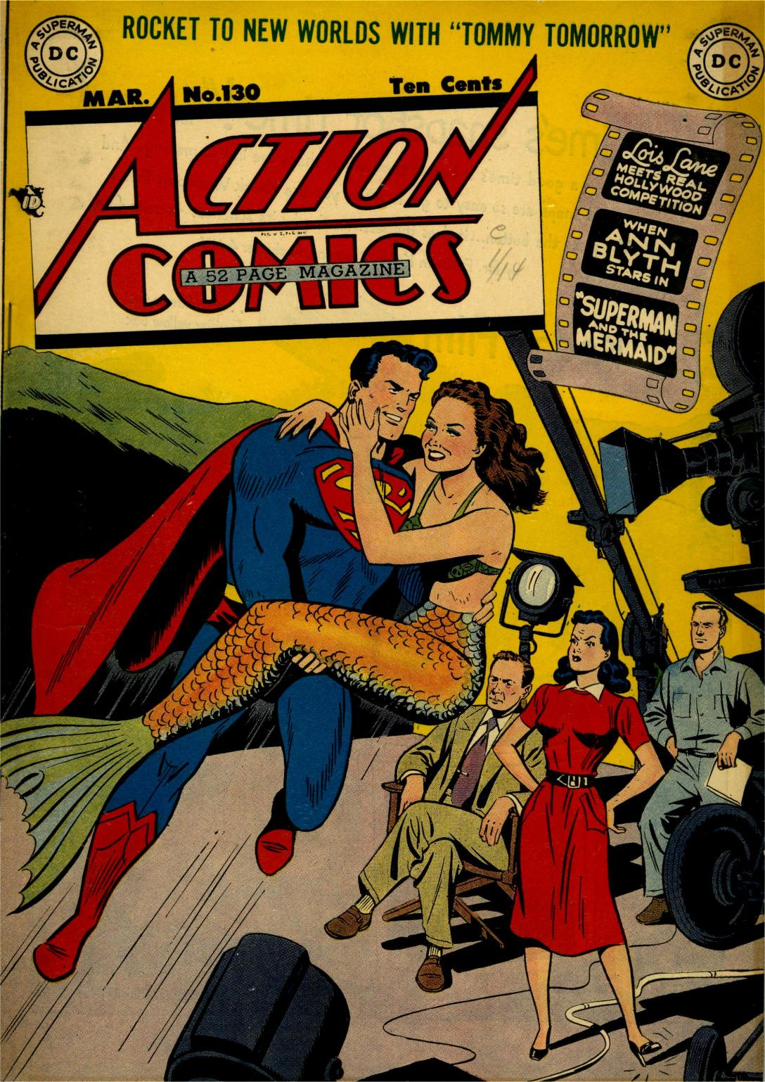 Action Comics (1938) 130 Page 1
