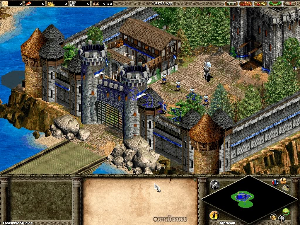 Age Of Empires 2 HD PC Game Download Free
