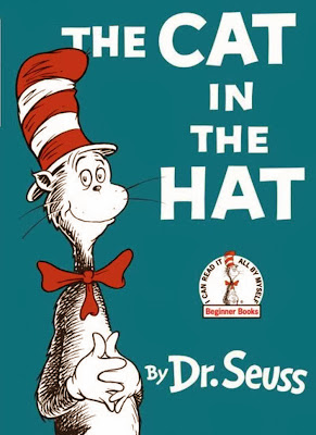 10 best children's books - The Cat in the Hat by Dr. Seuss