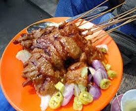 Resep Praktis dan mudah membuat (memasak) sate kelinci spesial enak