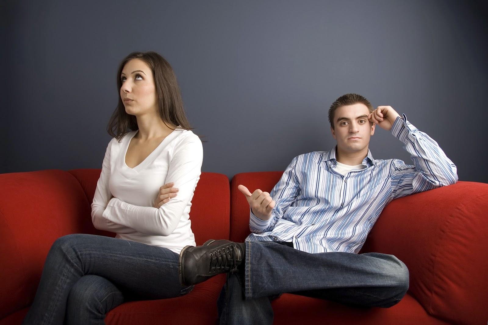 5 signálů, že jste s tou špatnou osobou