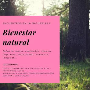 Grupo semanal de bienestar natural