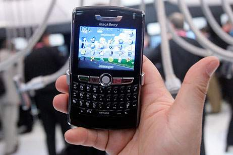 Solusi Pin BlackBerry Yang Suspend