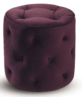 cute upholstered ottomans