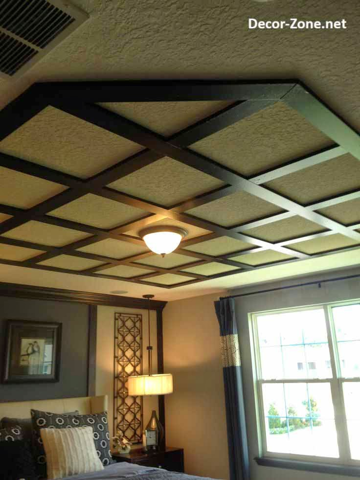 35 Bedroom Ceiling Designs And Ideas Dolf Kr Ger