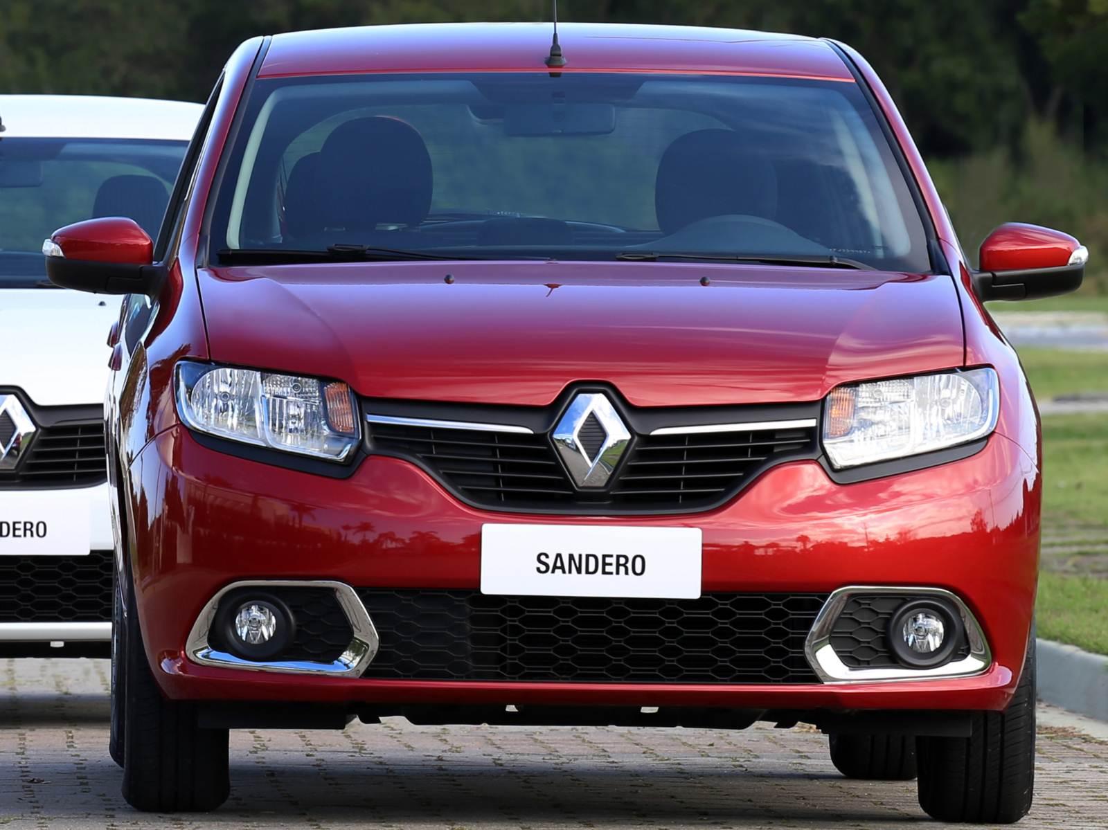 Novo Renault Sandero 2016