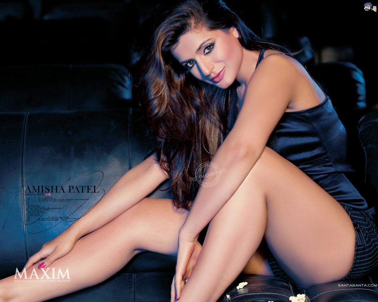 Bollywood Item Actress Amisha Patel