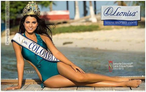 Miss Colombia hace criticas a Org. Miss Universe 2013
