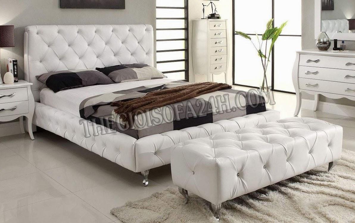 Giường ngủ GN040