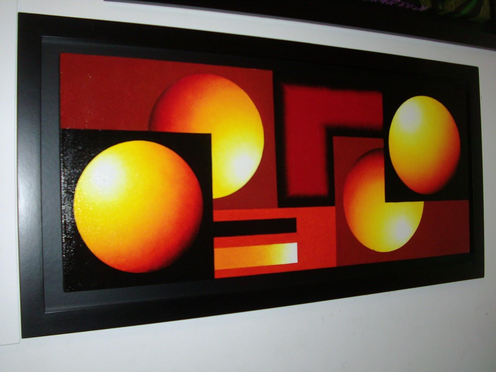 Arte y galer a mu oz 03 sep 2011 for Imagenes de cuadros abstractos geometricos