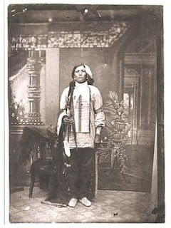 Crazy Horse band name origins - Alleged photo of Thasunke Witko