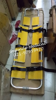 Gambar Scoop Stretcher