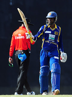 Upul Tharanga made 50 in 4th ODI
