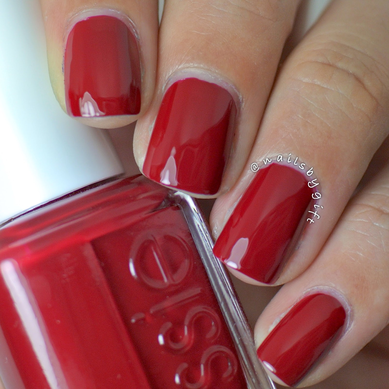 Nails by Gift: Essie Fall 2014 Dress To Kilt Collection