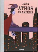 Athos en América,Jason,Astiberri  tienda de comics en México distrito federal, venta de comics en México df