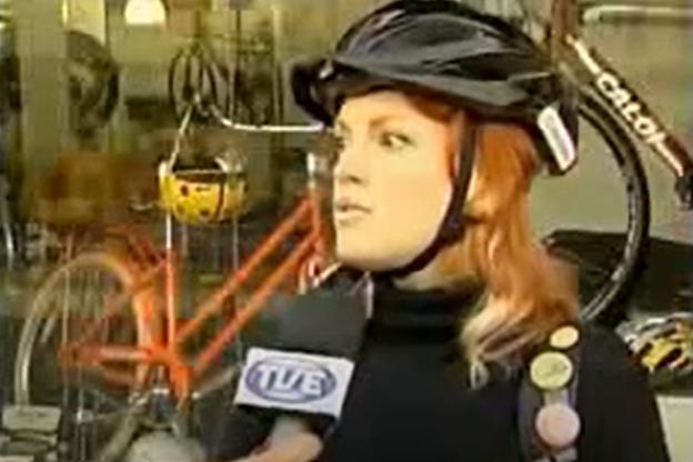 TVE - O crescente uso de bicicleta