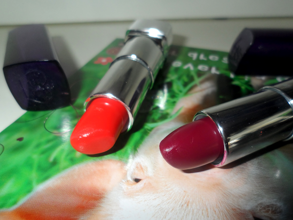 Summer To Autumn Lips With Rimmel ♥