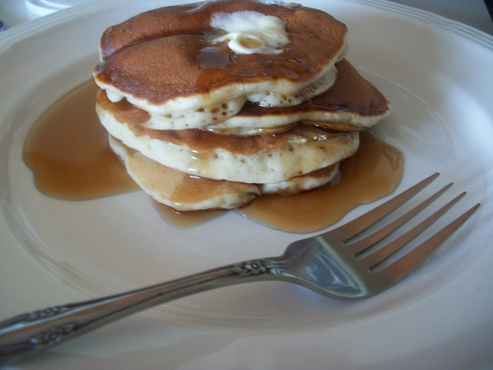 pancakes one of my go to recipes is banana pancakes