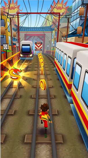 free Subway Surfers 1.13.0 APK [Unlimited money]