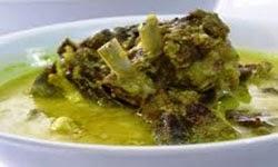 Resep Praktis (mudah) membuat masakan khas gulai kambing enak (lezat)