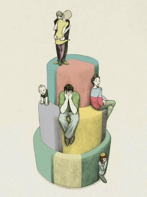 Cute Illustrations by Denise van Leeuwen