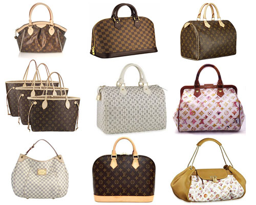 Bolsas Louis Vuitton 2012