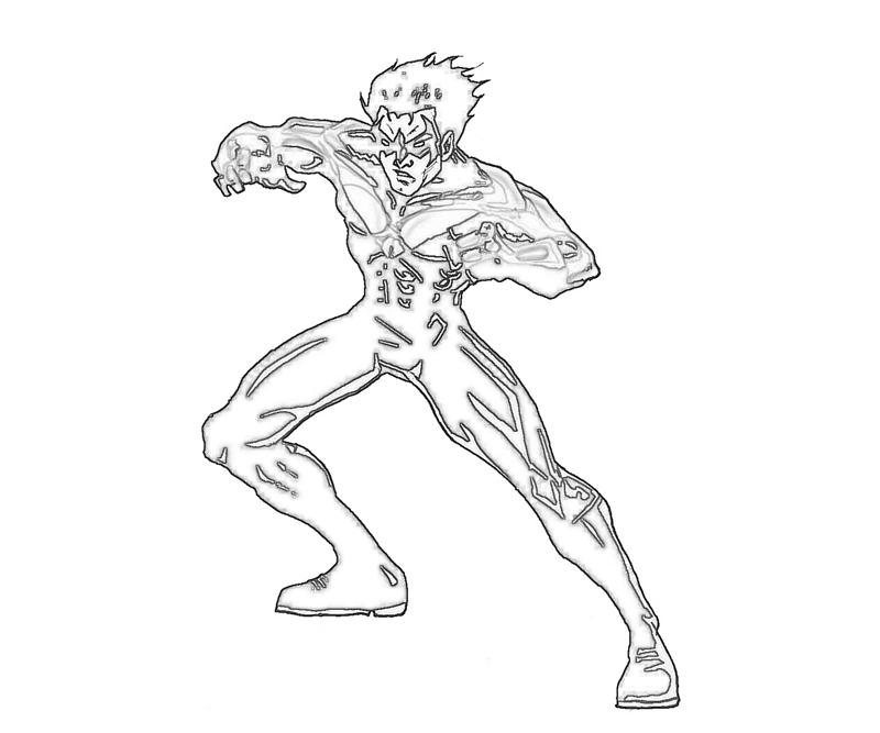 Free Coloring Pages Of Nightwing Nightwing Coloring Pages