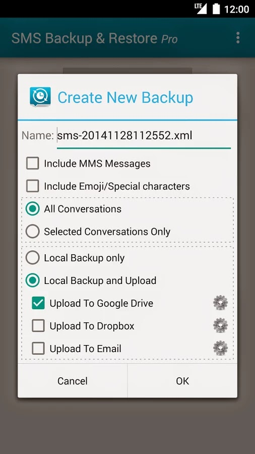 SMS Backup & Restore Pro v7.24