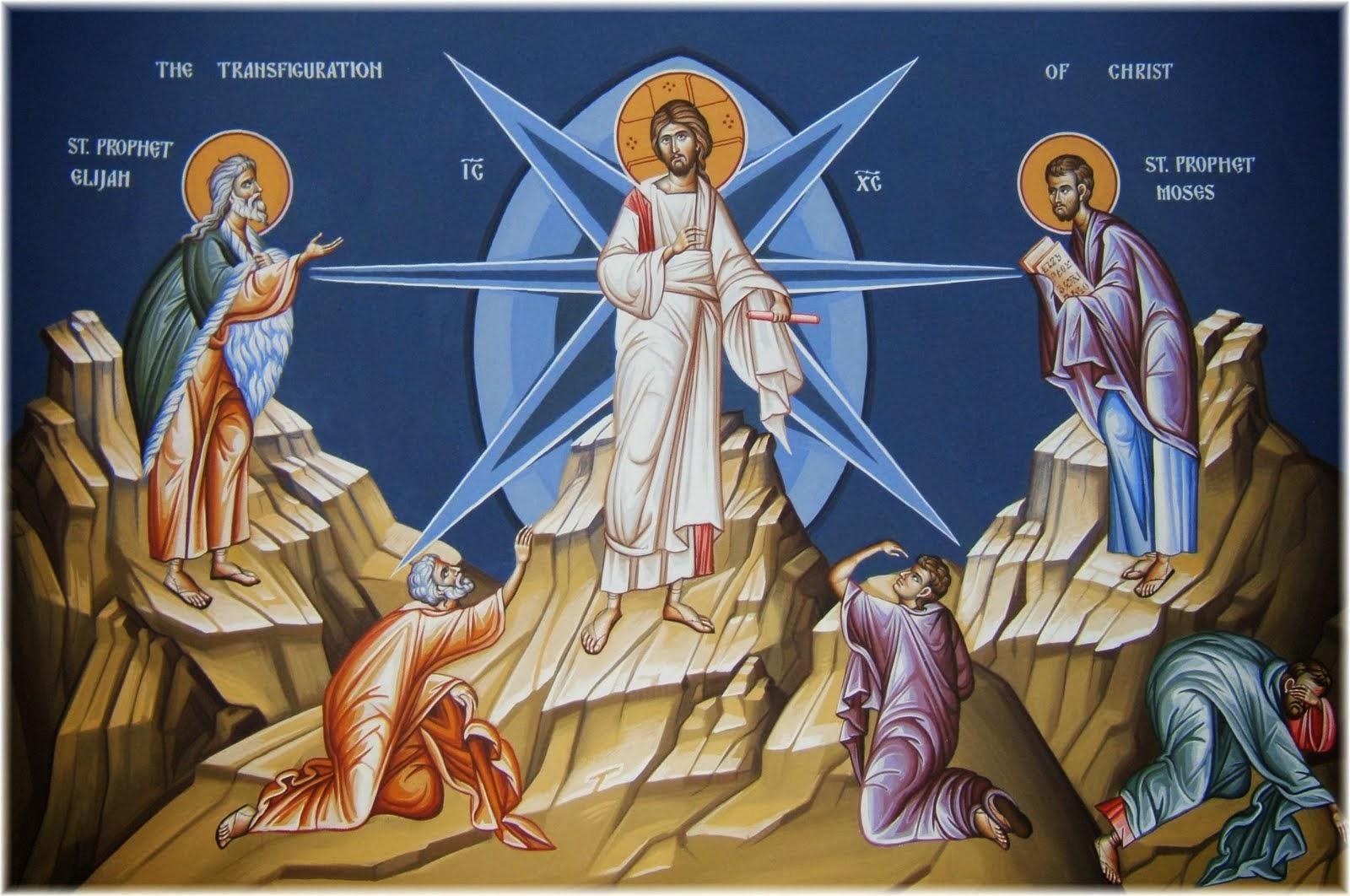 """Transfiguration Sermon: """"Jesus Only"""""""