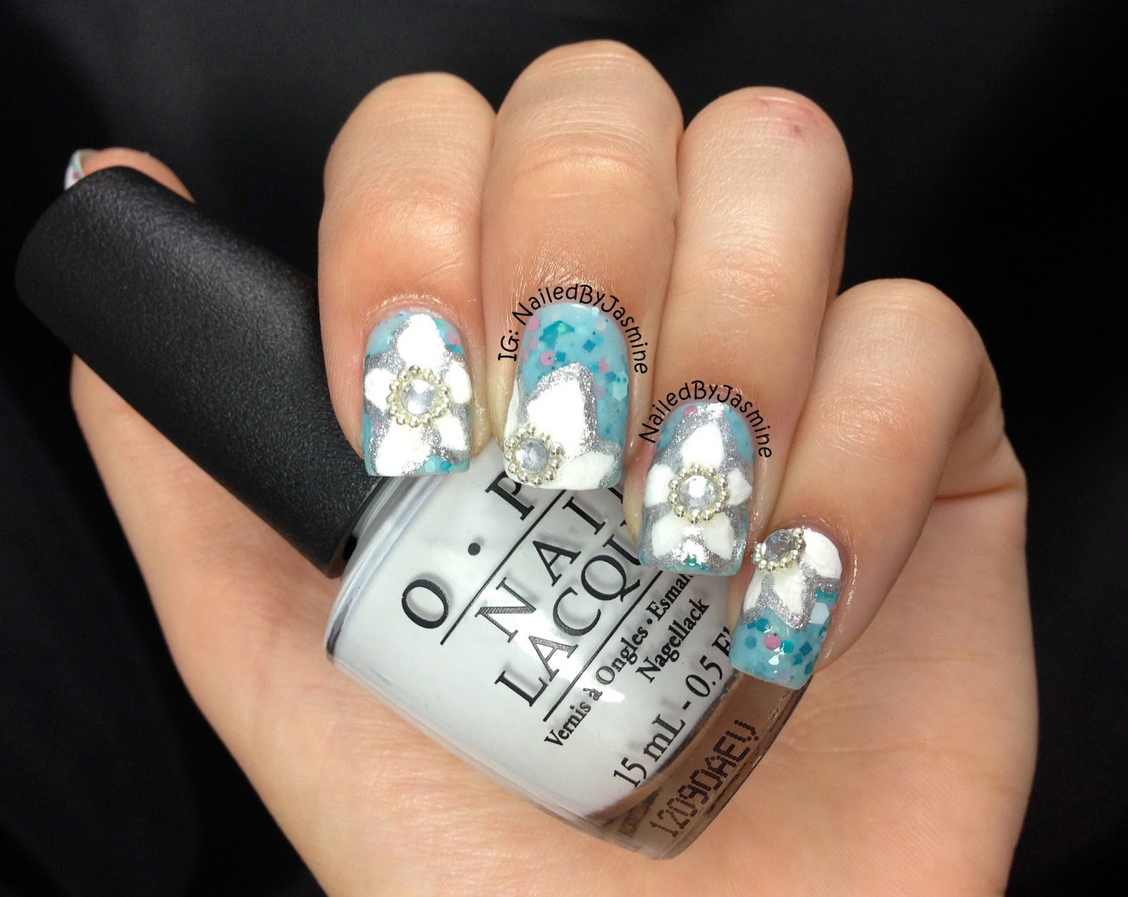 Guest Blogger - Jasmine from Nailed By Jasmine ~ More Nail Polish