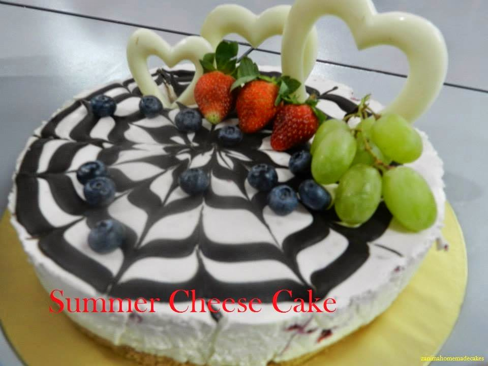 Summer Cheese Cake