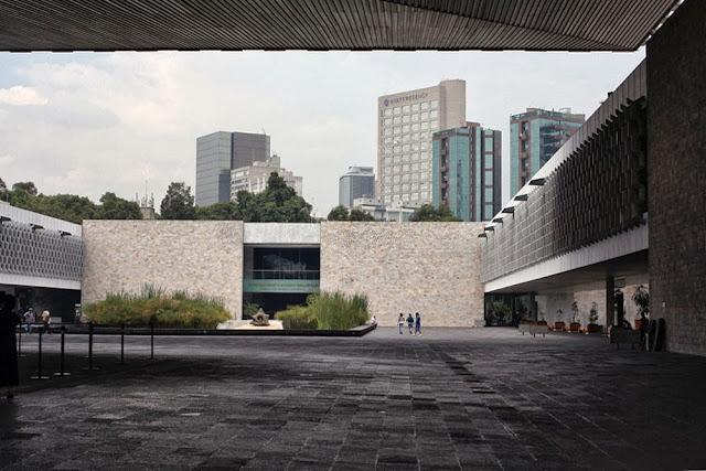 Museo Nacional de Antropologia Mexico City