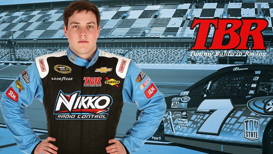 Tommy Baldwin Racing = Alex Bowman