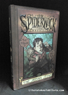 spiderwick the seeing stone front cover