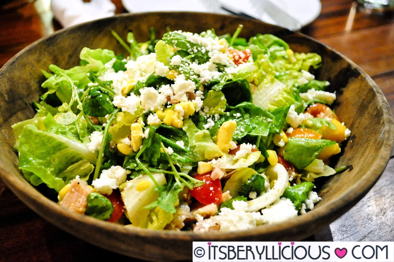 ... salad of the month or go for bestsellers like this farmhouse salad