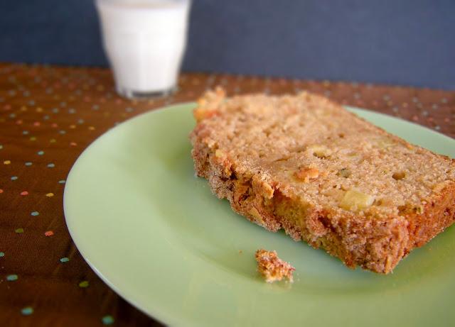 Apple Spice Crumb Bread