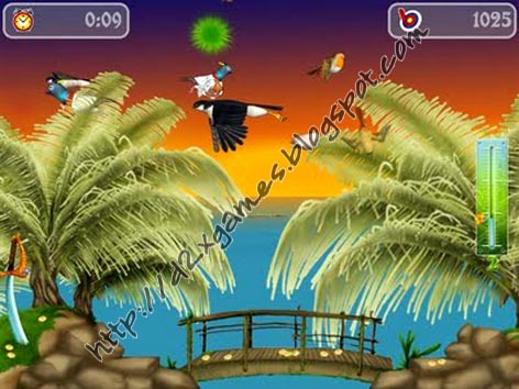 Free Download Games - Birdie Shoot 2