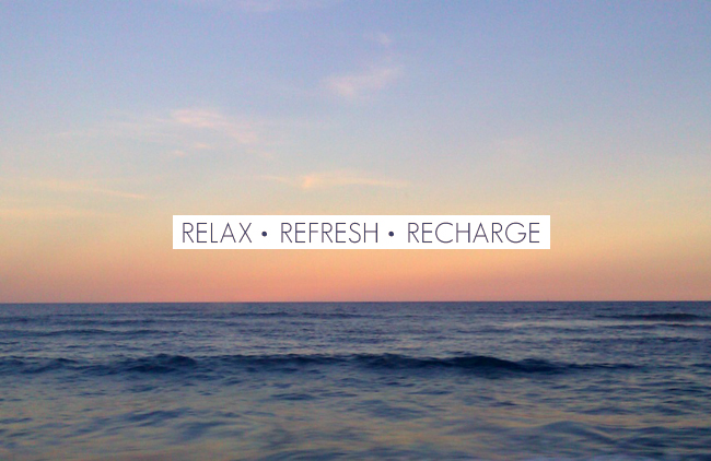 Adalou The Blog Relax Refresh Recharge