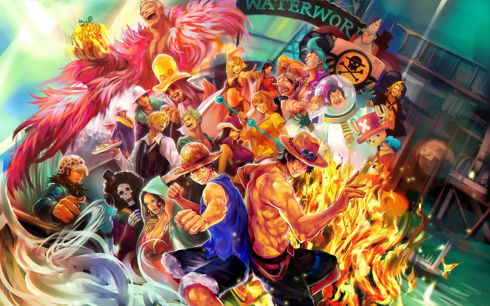 99 Hình nền One Piece đẹp độc mới nhất full HD cho PC