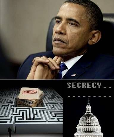 White House secrecy and information control