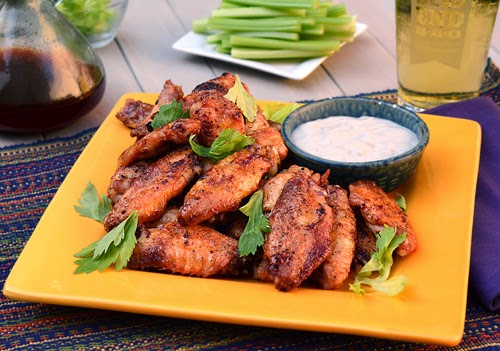 hot wings, grilled wings, blue cheese,