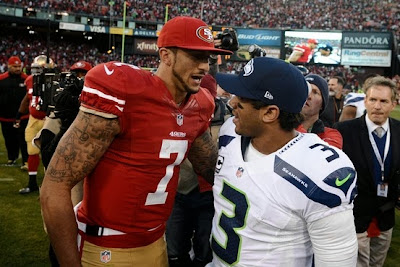 russell wilson 49ers