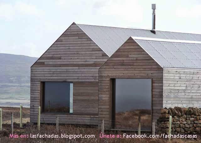 Casa de madera para budista fachadas de casas y casas - Casas de madera por dentro ...