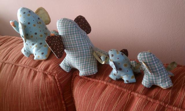Elephant Family adventure