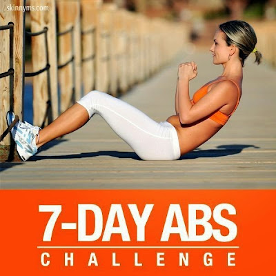 7- Day ABS Challenge